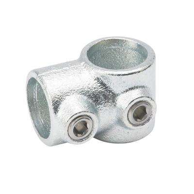 3/4 in. Galvanized Structural Steel Single Socket Tee (4-Pack)