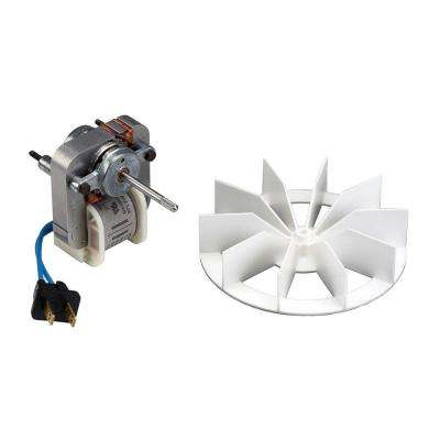 Replacement Motor and Impeller for 659 and 678 Ventilation Fans