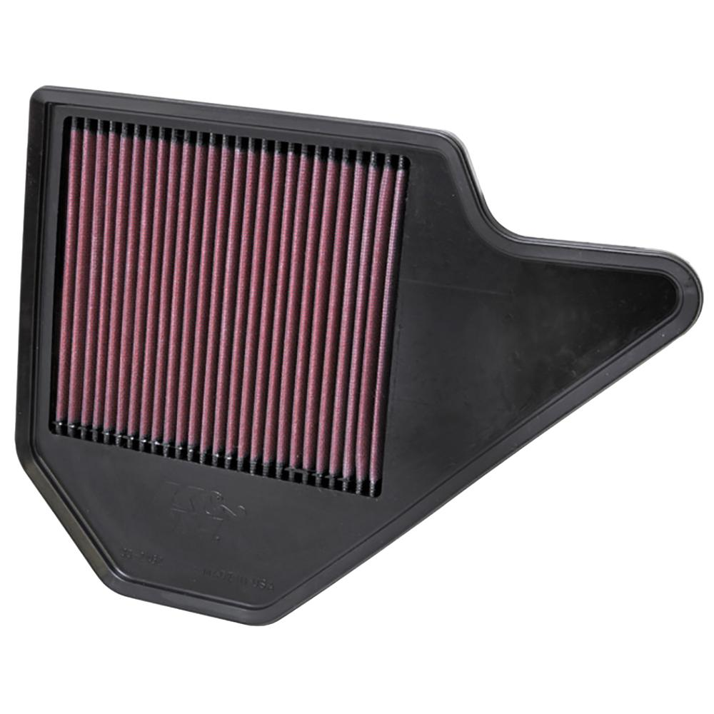 K&N Replacement Air Filter for 11-12 Chrysler Town & Country / Dodge Grand Caravan / 11 VW Routan