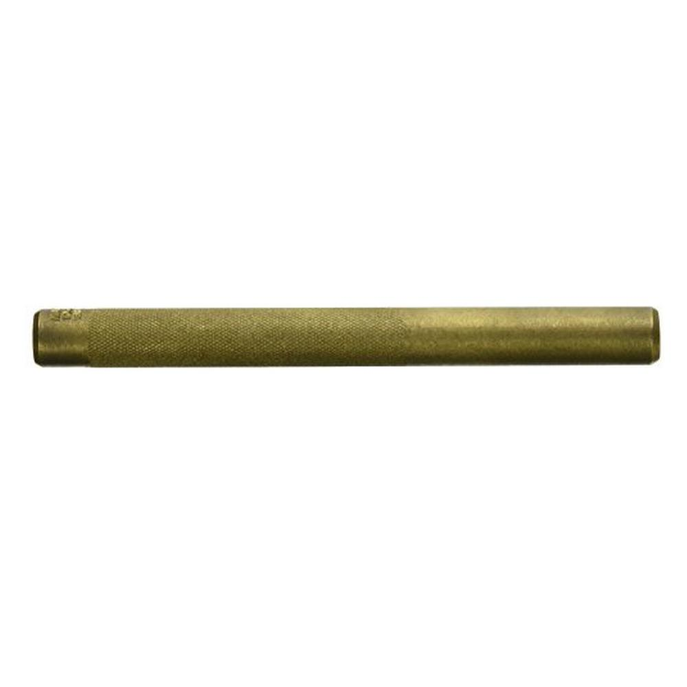 Mayhew 1/2 in. Knurled Brass Drift Punch