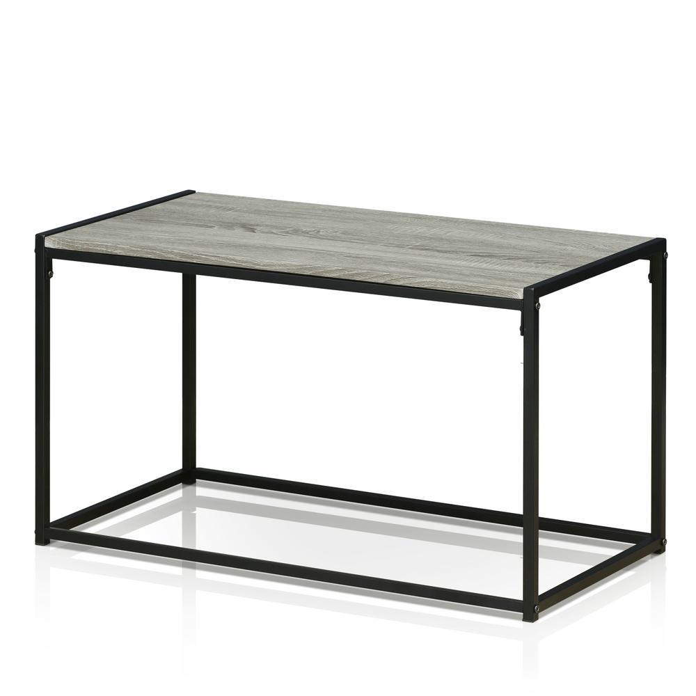 Furinno Ernst Modern Dark Oak Coffee Table