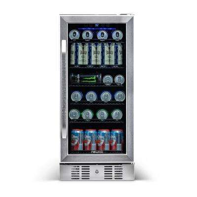 15 in. 96-Can Beverage Cooler