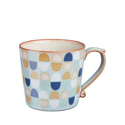10 oz. Heritage Blue Pavilion Large Accent Mug