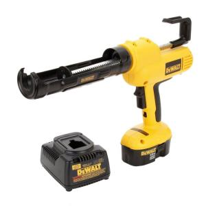 Dewalt 18-Volt NiCd Cordless Adhesive Dispenser with Battery 2.4Ah and 1-Hour Charger by DEWALT