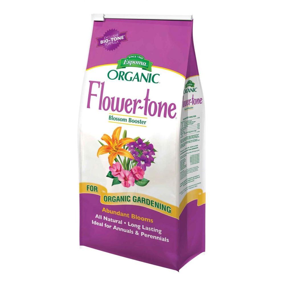 Espoma 20 lbs. Tone Flower Food-DISCONTINUED