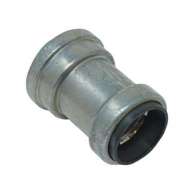 3/4 in. x 1 ft. EMT to Liquid Tight Push Connect Combination Coupling