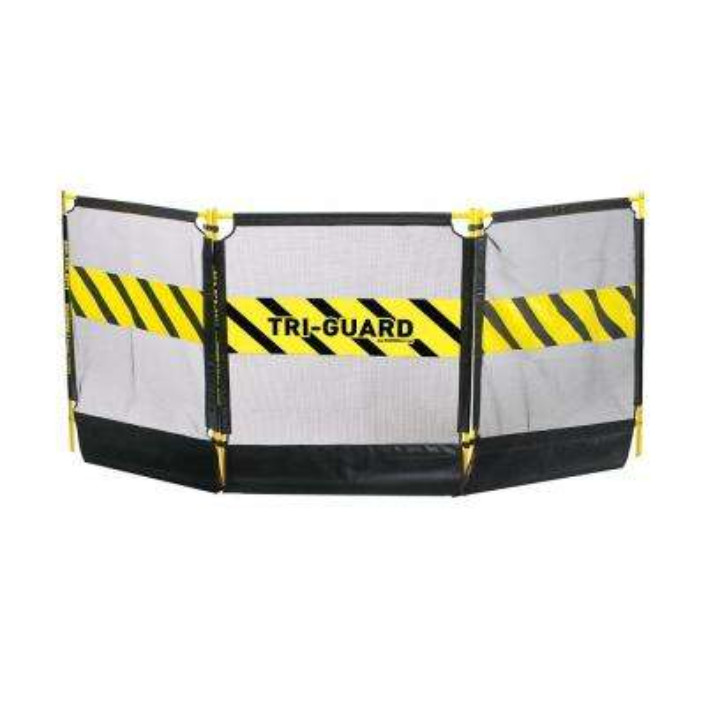 Tri-Guard Debris Barrier