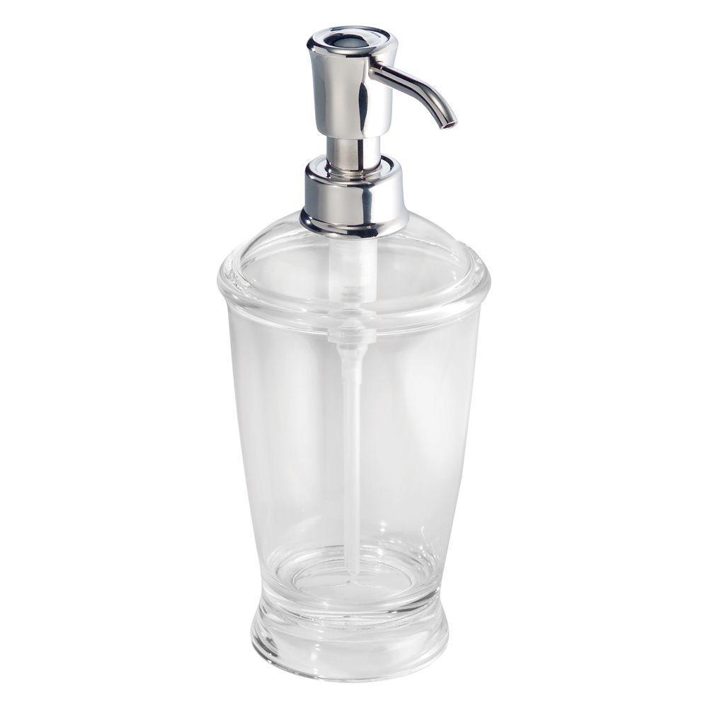 Franklin Soap Pump Dispenser in Clear