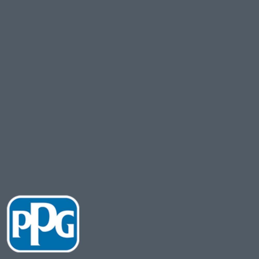ppg timeless 8 oz hdppgcn47 blue grey slate semi gloss interior rh homedepot com