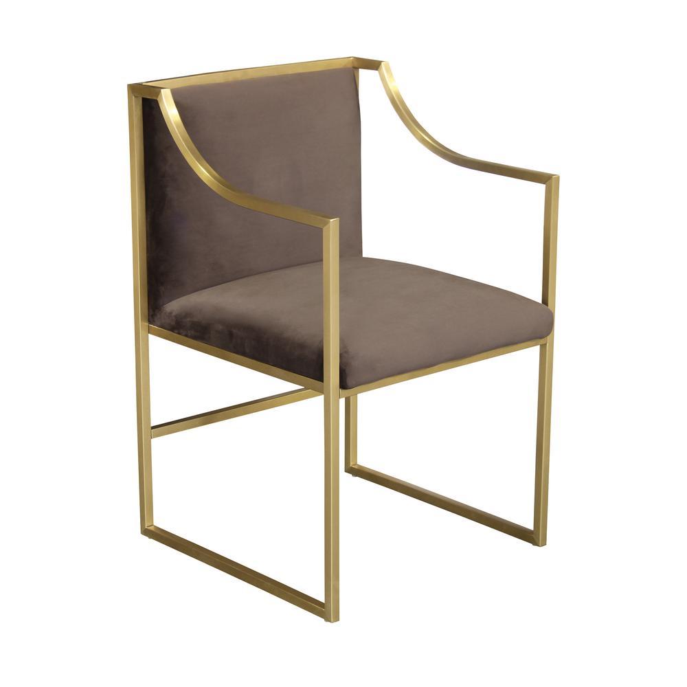 Kingsley Brown Dining Chair