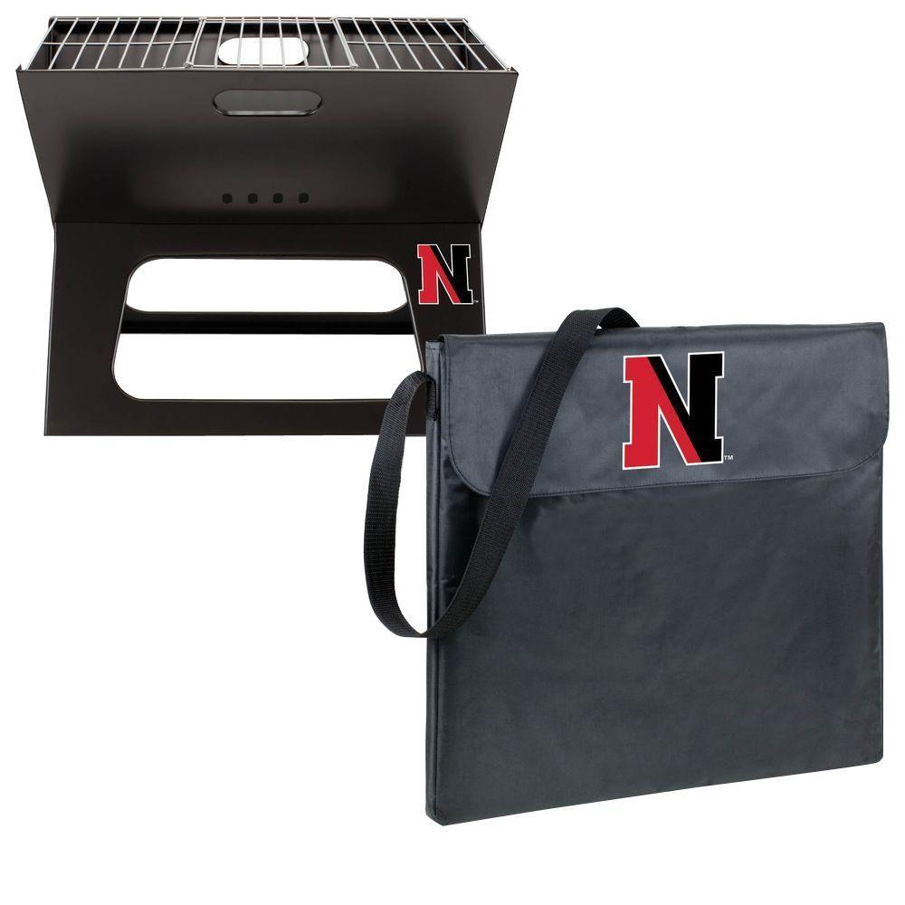 Northeastern Huskies - X-Grill Portable Charcoal Grill