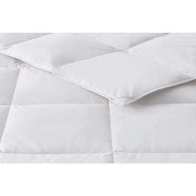 Down and Feather Blend Comforter Insert