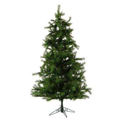 10 ft. Unlit Southern Peace Pine Artificial Christmas Tree - Unlit Christmas Trees - Artificial Christmas Trees - The Home Depot