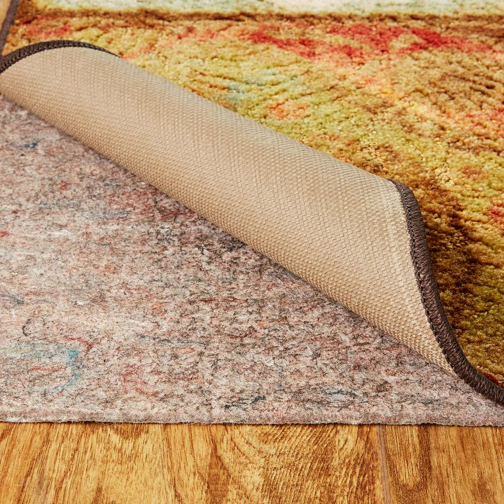 Mohawk Home 5 Ft X 8 Ft Supreme Dual Surface Felted Rug