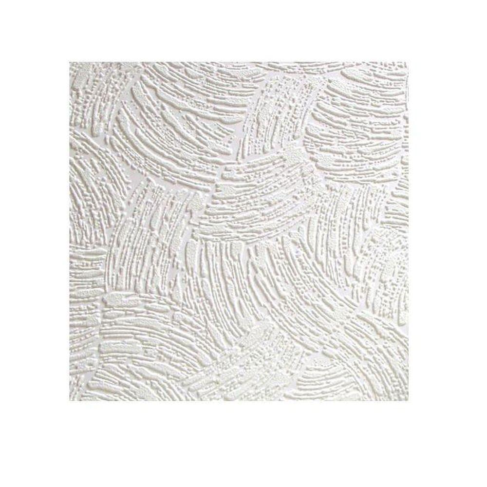Anaglypta 56.4 sq. ft. Surf Paintable Textured Vinyl Wallpaper 437-5019