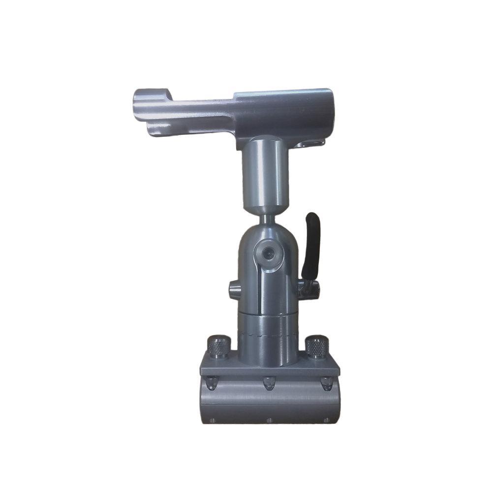 Short Cradle Single Rod Holder with Trigger Slot for Baitcaster/Trolling Rods