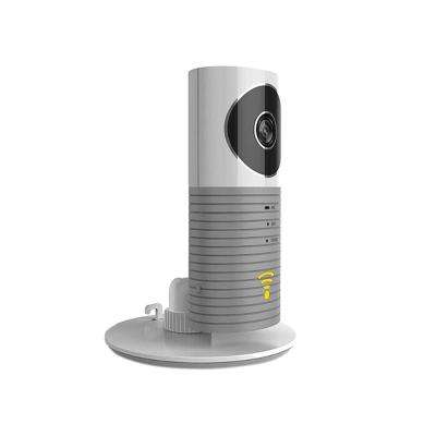 Mini Wi-Fi Wireless Standard Surveillance Camera with Night Vision and Motion Sensor in Gray