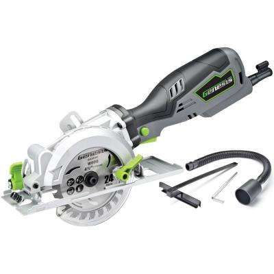 5.8 Amp 4-1/2 in. Compact Circular Saw