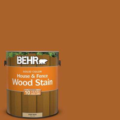 1 gal. #SC-533 Cedar Naturaltone Solid Color House and Fence Exterior Wood Stain