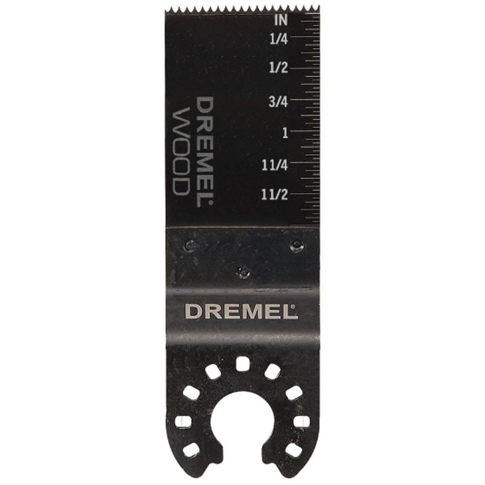 Dremel 3/4 in.High-Carbon Steel Flush Cut Blade