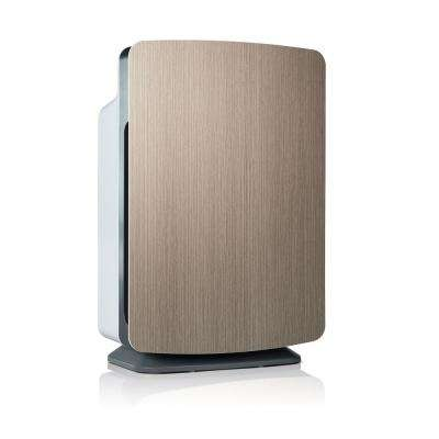 BreatheSmart Customizable Air Purifier with HEPA-Silver Filter to Remove Allergies Mold and Bacteria
