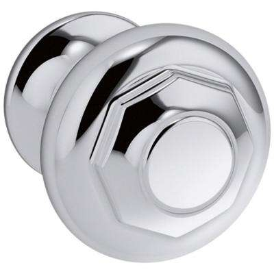 Artifacts 1.1875 in. Polished Chrome Cabinet Knob