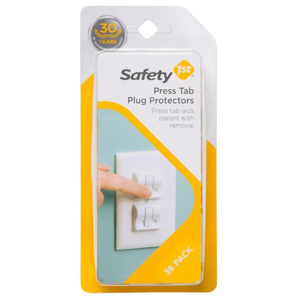 Press Tab Plug Protector (36-Pack)