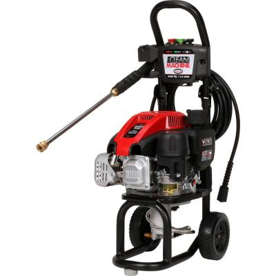 Clean Machine CM60912 by SIMPSON 2400 PSI at 2.0 GPM SIMPSON 149cc Cold Water Pressure Washer