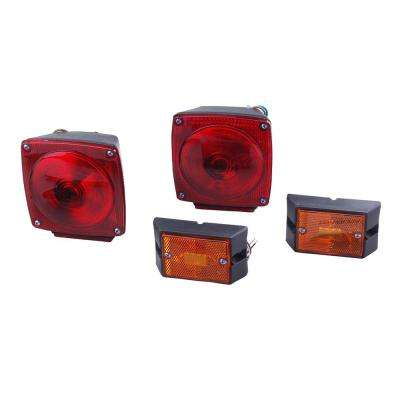 12-Volt Deluxe Trailer Light Kit