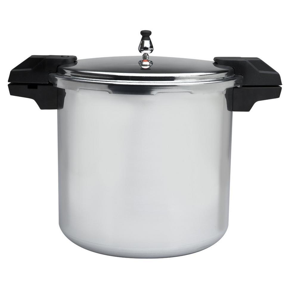 22 Qt. Canner Aluminum Pressure Cooker