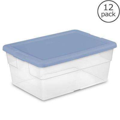 16 Qt. Storage Box (Case of 12)