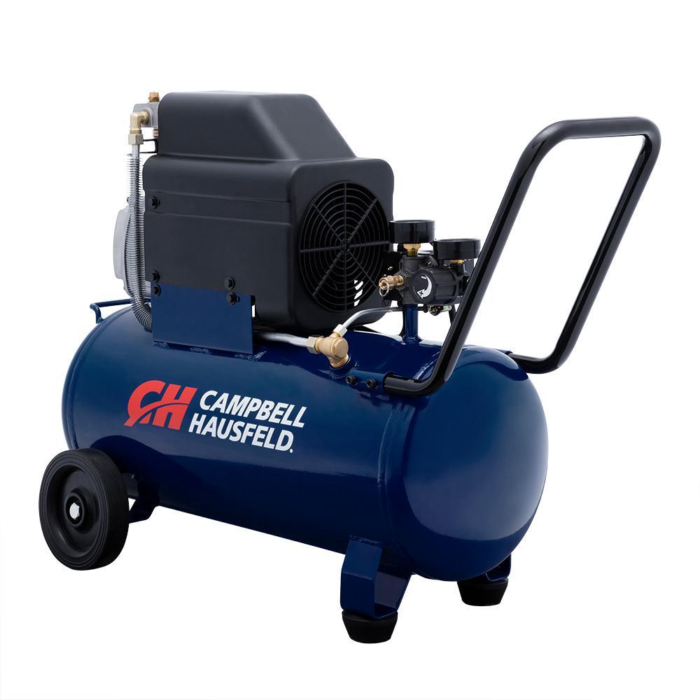 8 Gal. Oil-Lubed Compressor