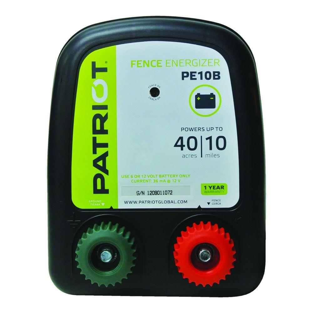 PE10B Battery Energizer - 0.30 Joule