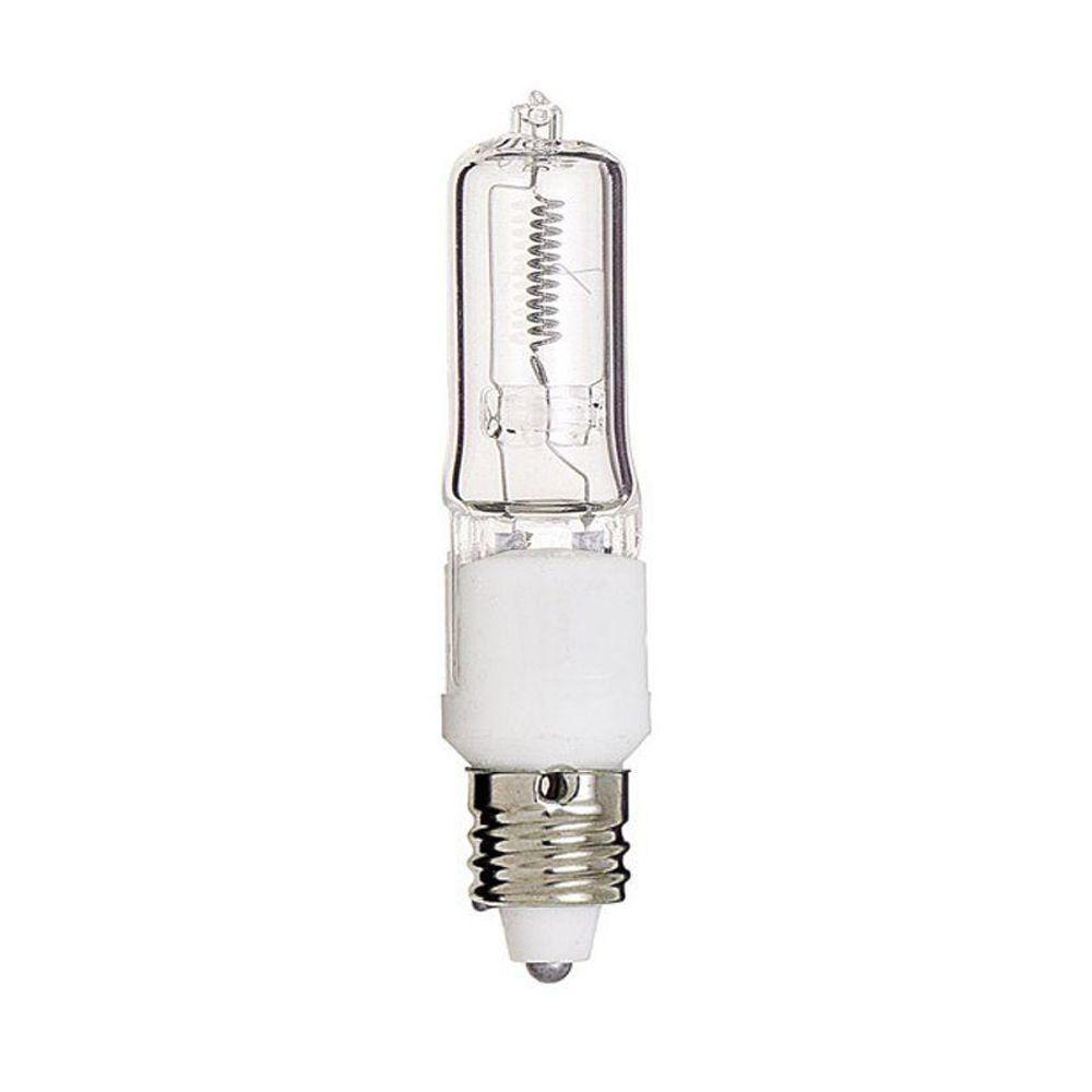 50-Watt 120-Volt Halogen E11 Light Bulb