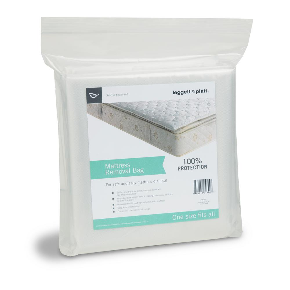 Fashion Bed Group Stain And Bug Containment Polyester California King Universal Mattress Removal Bag