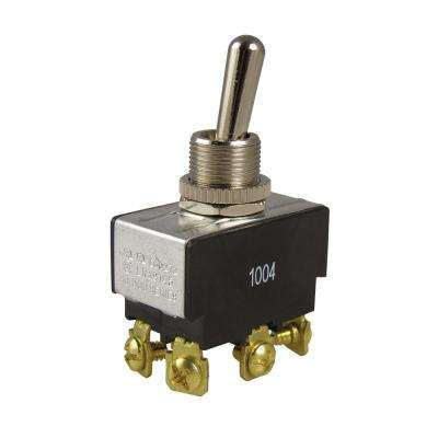 35 Amp Heavy Duty On-OFF-ON Toggle Switch