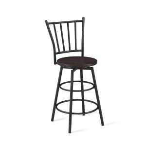 Fine Chesson 25 In Pepper Swivel Counter Stool 3108 025 The Lamtechconsult Wood Chair Design Ideas Lamtechconsultcom