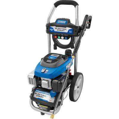 3200 PSI 2.5 GPM Electric Start Gas Pressure Washer