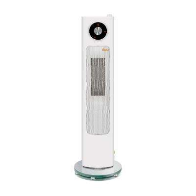 2-in-1 35 in. Digital Ceramic Tower Heater and Ultrasonic Cool Mist Humidifier with Remote Control