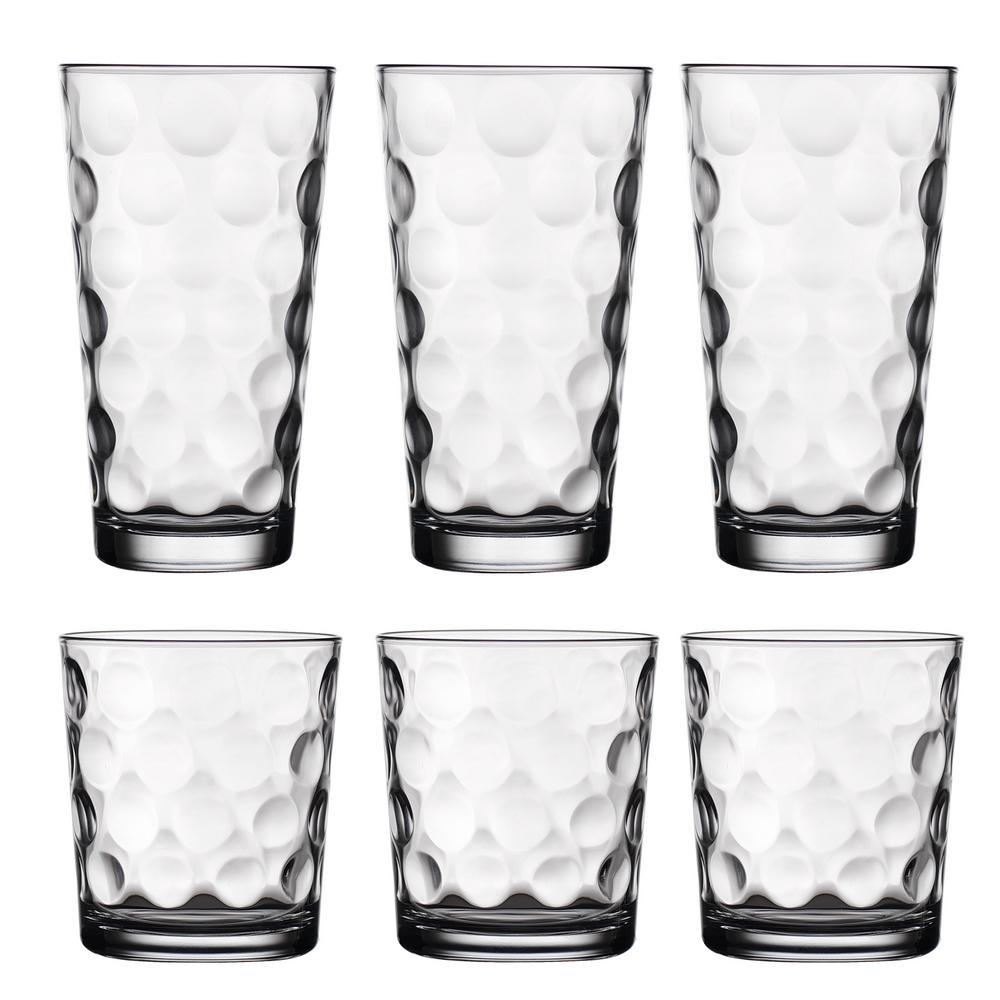 Eclipse 24-Piece Drinkware Set