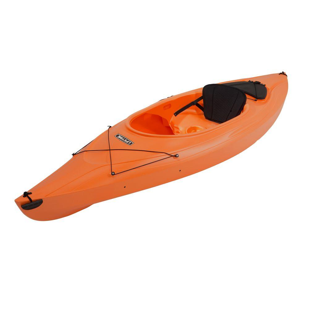 "Lifetime Payette 9'8"" Sit Inside Kayak"