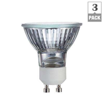 50-Watt Halogen MR16 GU10 TwistLine Dimmable Flood Light Bulb (3-Pack)