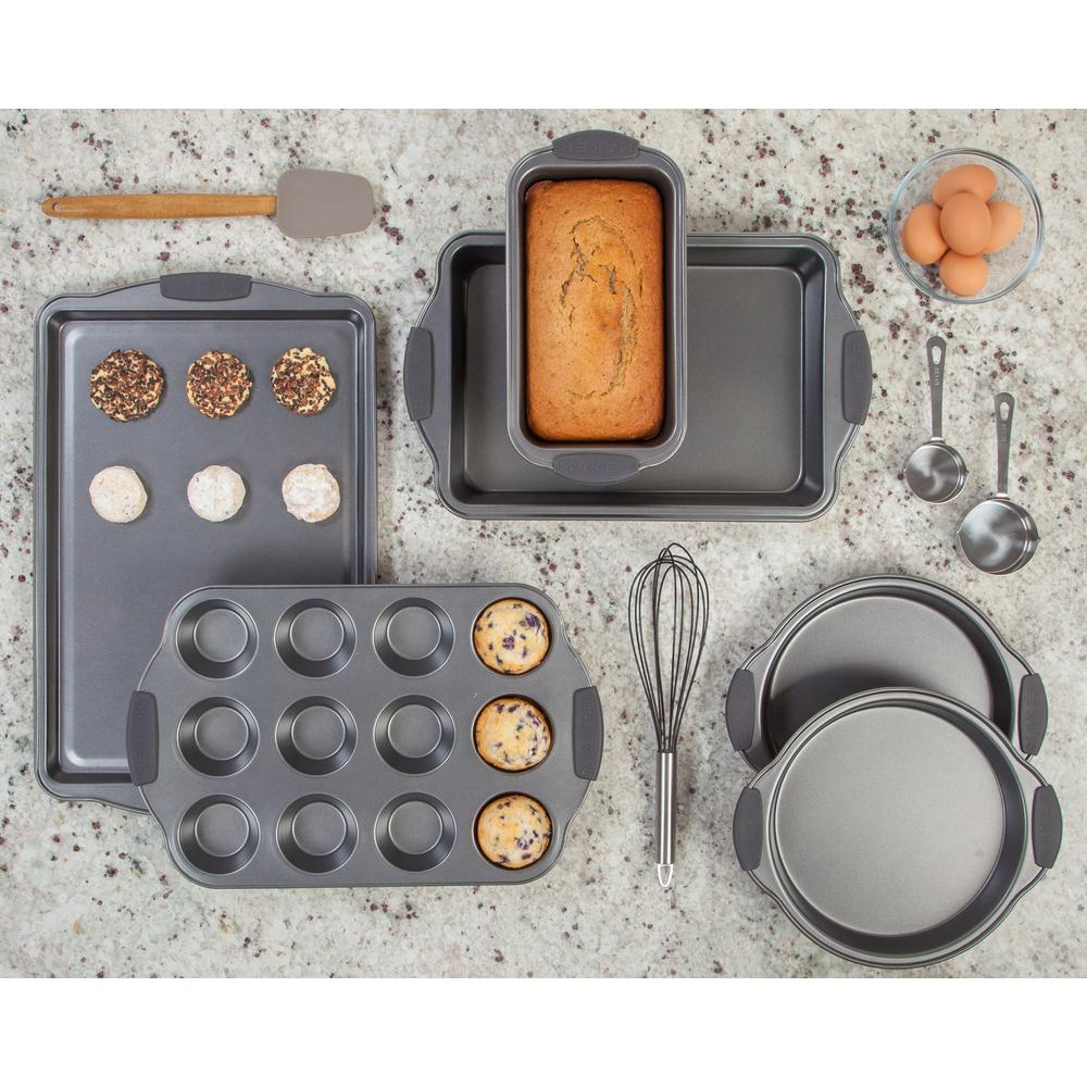 6-Piece Copper Bronze Bakeware Set