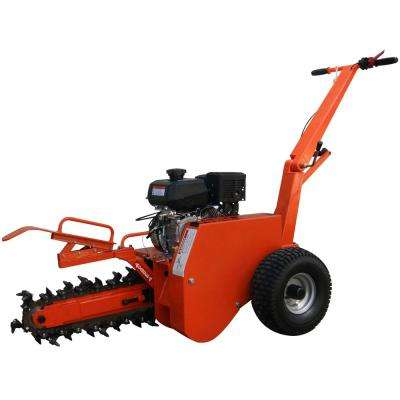 18 in. 6.5 HP Gas Walk-Behind Trencher with Kohler Engine