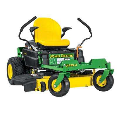 Z335M 42 in. 20 HP Gas Dual Hydrostatic Zero-Turn Mower-California Compliant