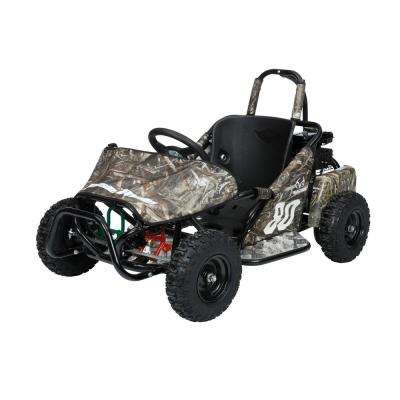 Realtree Camo Youth Go-Kart