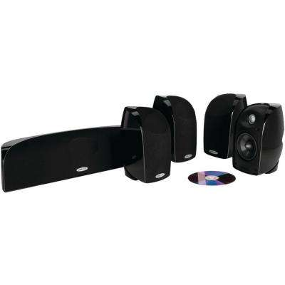5-Channel High Performance Surround System