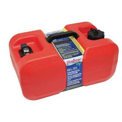 Under Seat Portable Fuel Tank