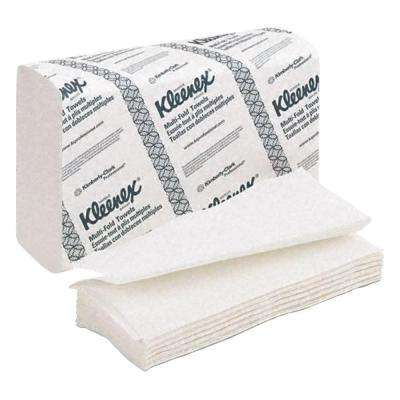 9.50 in. x 9.40 in. Multi-Fold Hand Towels 1-Ply (150-Count)