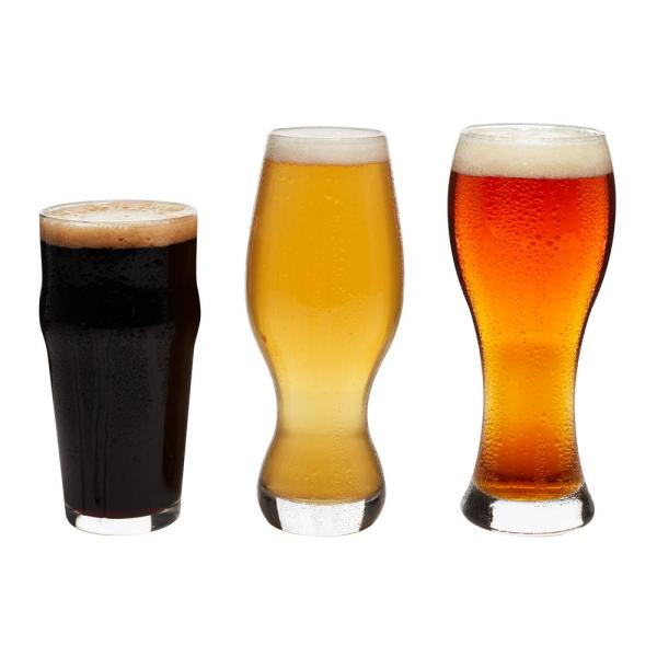 Libbey Beer Party Beer Glass Set (25-Pack) 82515